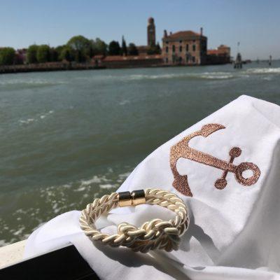 Venedig & meine Stickereien…