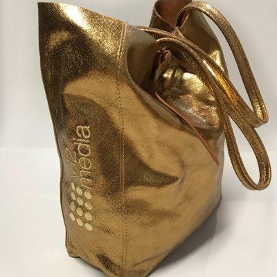 Jacqueline Grohs - Personalisiertes Strickdesign - media Tasche