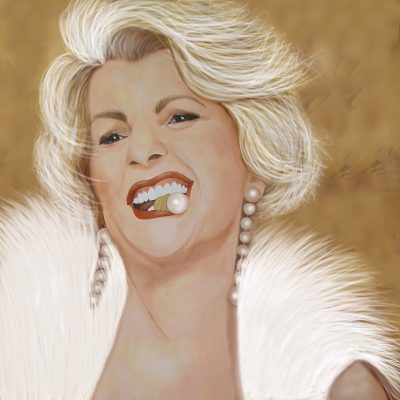 Jacqueline Grohs - Ölmalerei